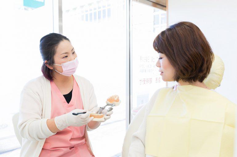 予防歯科の特徴|あさかハートフル歯科