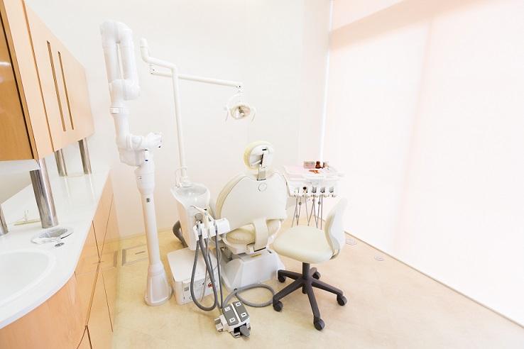 あさかハートフル歯科|個室治療室