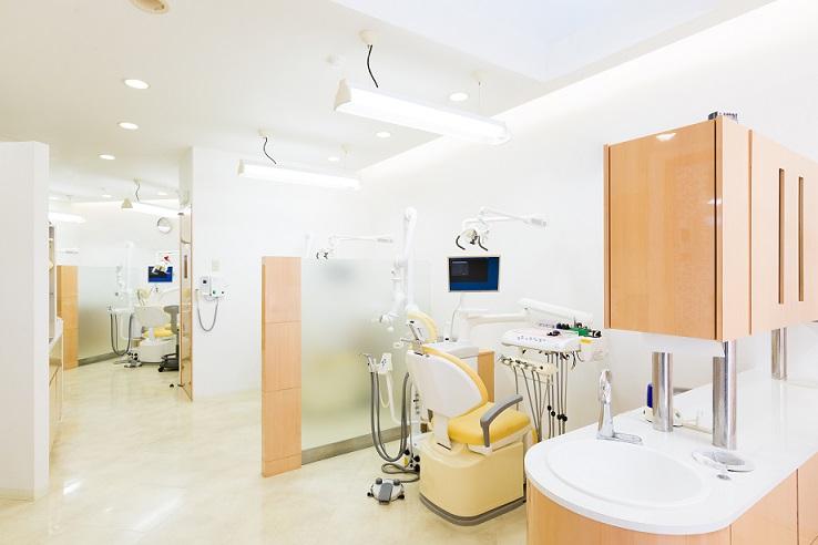 あさかハートフル歯科|半個室治療室