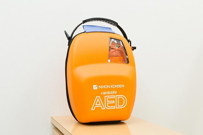 あさかハートフル歯科|AED