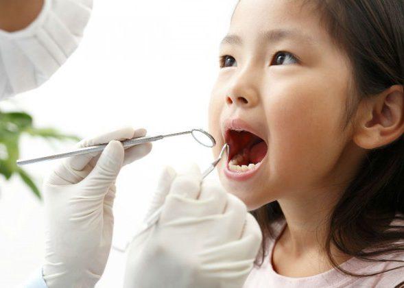 無理強いしない小児歯科